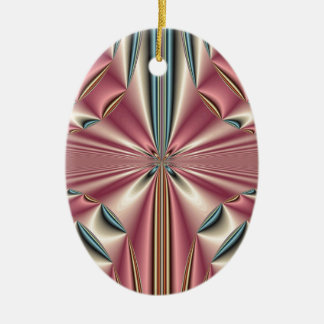 Modern stylish design ceramic ornament