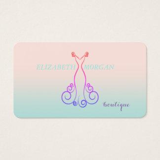 Modern Stylish,Professional,Dress Business Card