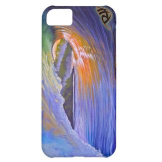 Modern Surf Art by artist surfer Robert Heeley Case For iPhone 5C