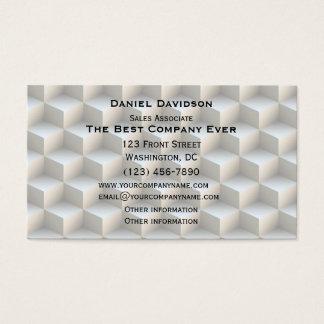 Modern Tech Business Business Card