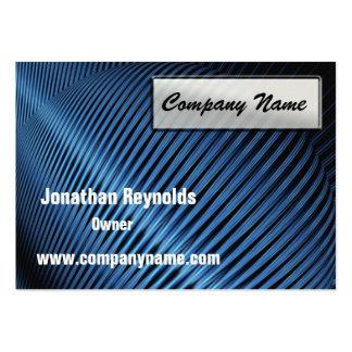 Modern Technology Unique Premium Business Cards