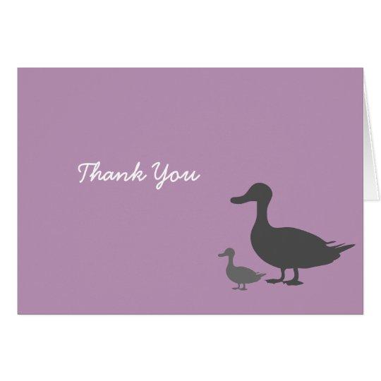 Modern Thank You Card | No. 18