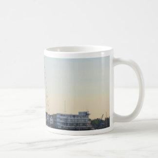 Modern Thirty Foot Yacht Coffee Mug