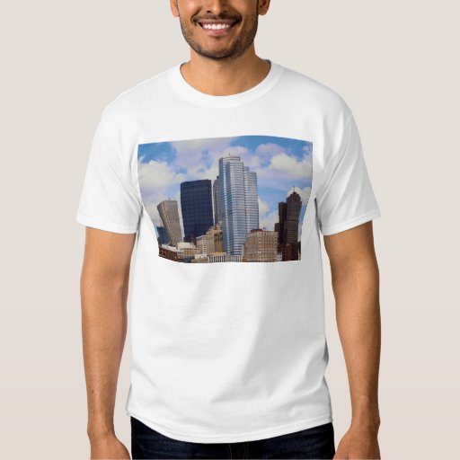 Modern titans of Pittsburgh, Pennsylvania, U.S.A. T-shirt