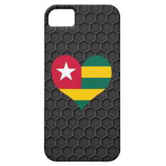 Modern Togolese flag iPhone 5 Cover