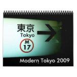 Modern Tokyo 2009 Calendars