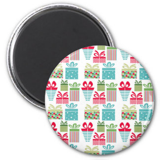 modern trends christmas presents magnet