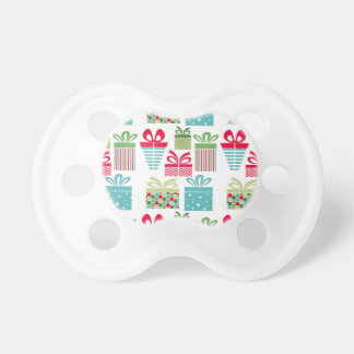 modern trends christmas presents pacifier