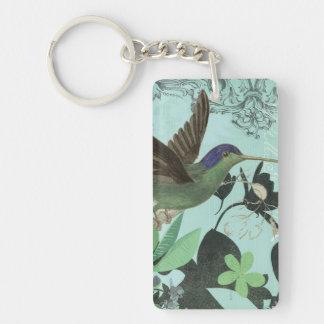 Modern Trends Hummingbird Keychain