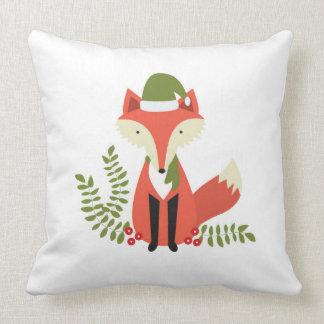 Woodland Christmas Pillows - Decorative & Throw Pillows Zazzle