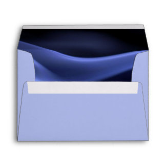 modern trendy blue black abstract business envelope