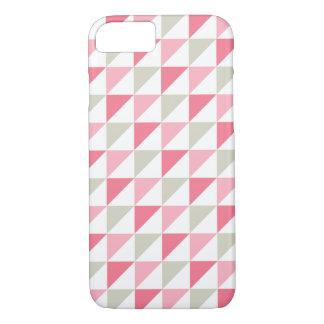 Modern Triangles Geometric iPhone 7 Case