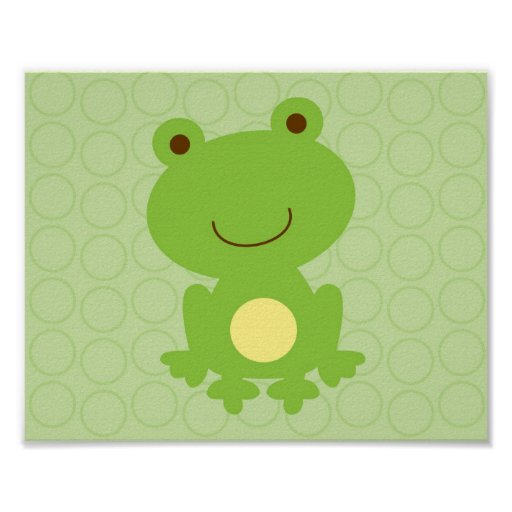 Modern Turtle Nursery Wall Print
