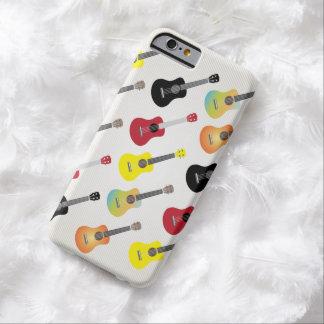 Modern Ukulele Musical iPhone 6 Case