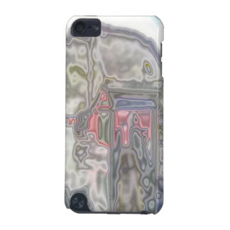 Modern unusual pattern iPod touch 5G case