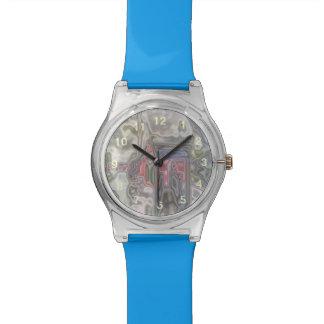 Modern unusual pattern watches