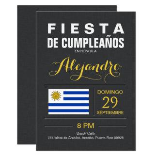 Modern: Uruguay Party Card