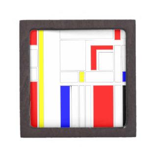 Modern Vibe 2 Keepsake Box