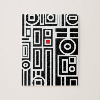 Modern Vibe 7 Jigsaw Puzzle