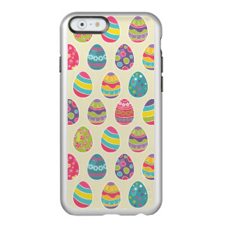 Modern Vintage Easter Eggs Decoration Pattern Incipio Feather Shine iPhone 6 Case
