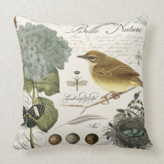 Newport Throw Pillows Birds : Bird Pillows - Decorative & Throw Pillows Zazzle