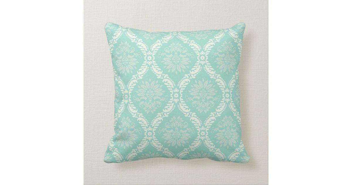 Modern Vintage Pillows : Modern Vintage French Bird pillow Zazzle