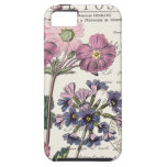modern vintage french floral iPhone 5 covers