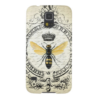 modern vintage french queen bee galaxy s5 case
