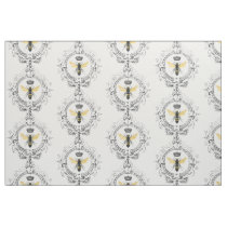 MODERN VINTAGE french queen bee Fabric
