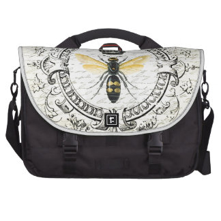 MODERN VINTAGE french queen bee Commuter Bags