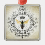 MODERN VINTAGE french queen bee Metal Ornament