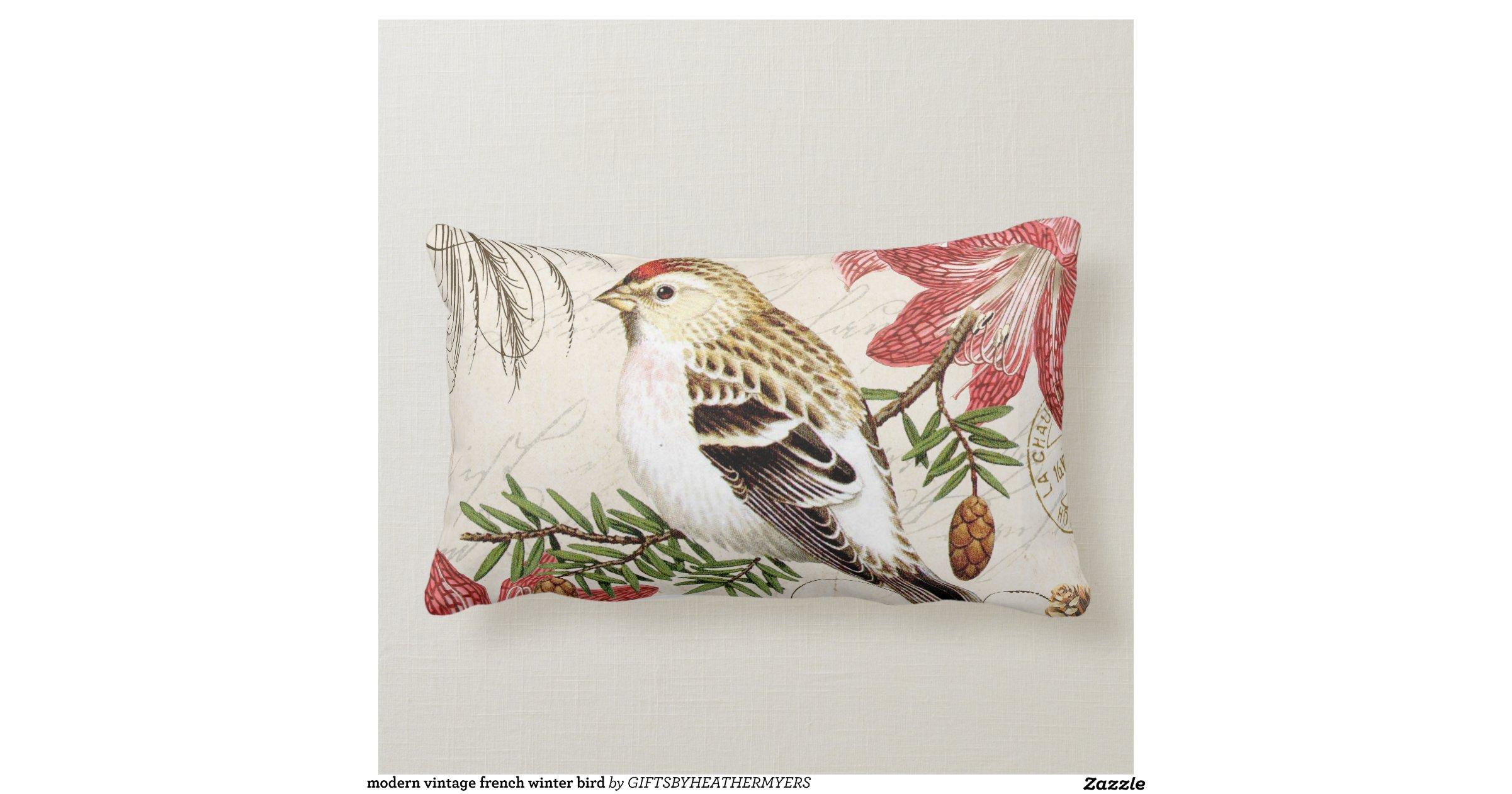 modern_vintage_french_winter_bird_throw_pillows-r81c1386cc3e6456da440d7d3347f0e89_2i4t2_8byvr ...