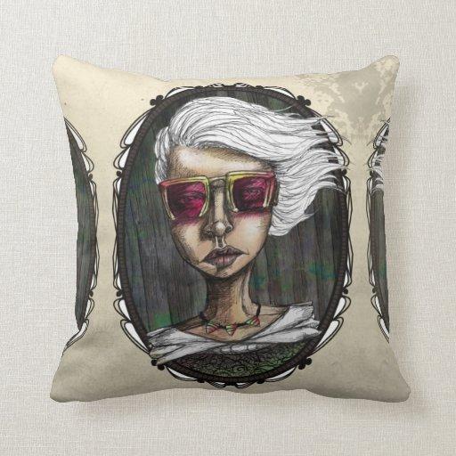 Modern Vintage Pillow