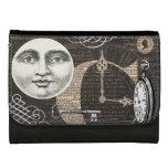 modern vintage steampunk wallet