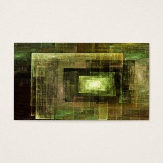 Modern Wall Art Business Card