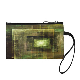Modern Wall Art Change Purse