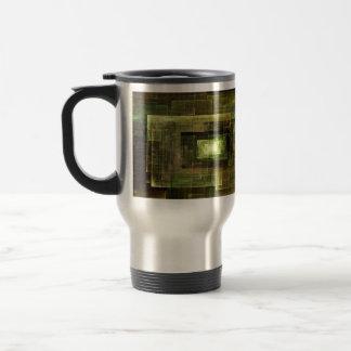 Modern Wall Art Travel Mug