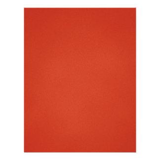 Modern Warm Red Grainy Texture Flyer