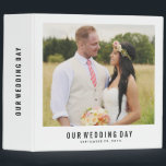 """Modern Wedding Day 