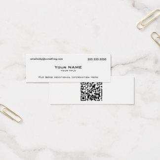 Scannable Business Cards & Templates | Zazzle