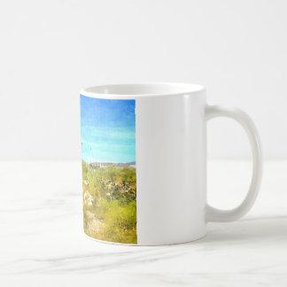 Modern Windmills Coffee Mug