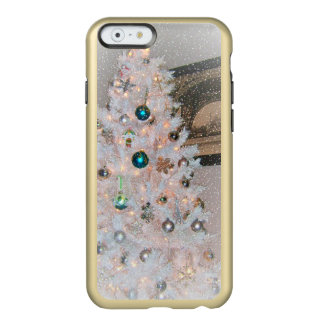 modern winter colorful ornaments Christmas Incipio Feather® Shine iPhone 6 Case