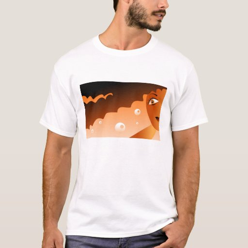 modern woman T-Shirt