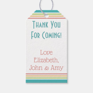 Modern Worth the Wait - Adoption, New Baby Gift Tags