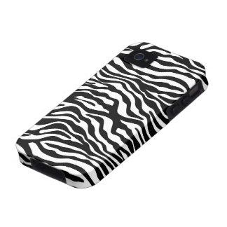 Modern Zebra iPhone 4/4S Case