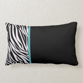 Modern Zebra Lumbar Pillows