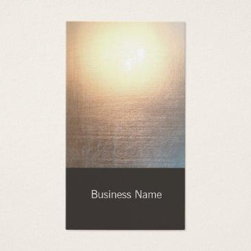 sm_business_cards Modern Zen Glow Yoga and Healing Arts Business Card