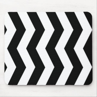 Modern zigzag mouse pad