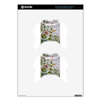 Modernism Xbox 360 Controller Skin