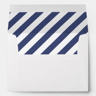 Modernist   Typography Gay Invitation Envelopes